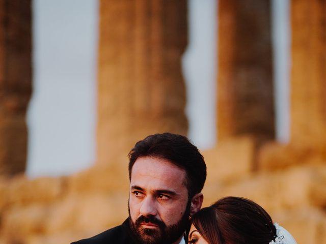 Il matrimonio di Domenico e Claudia a Agrigento, Agrigento 15