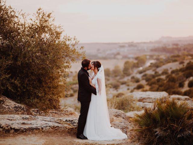 Il matrimonio di Domenico e Claudia a Agrigento, Agrigento 16