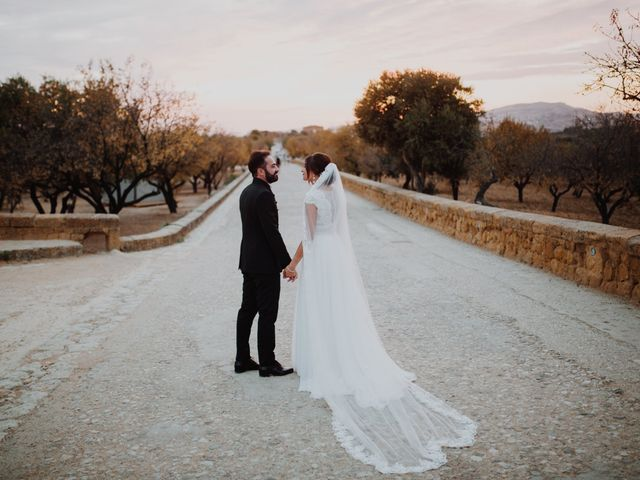 Il matrimonio di Domenico e Claudia a Agrigento, Agrigento 17