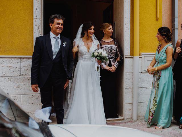 Il matrimonio di Domenico e Claudia a Agrigento, Agrigento 49