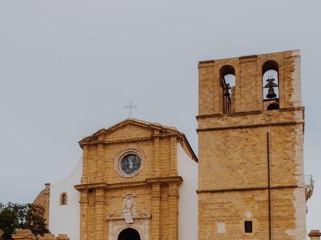 Il matrimonio di Domenico e Claudia a Agrigento, Agrigento 52