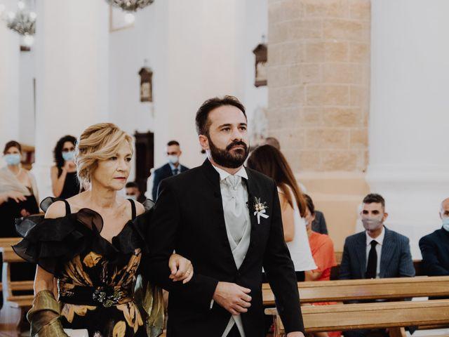 Il matrimonio di Domenico e Claudia a Agrigento, Agrigento 57