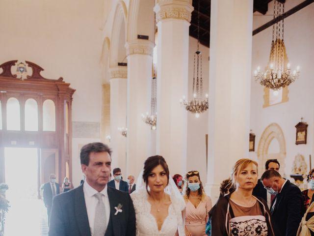 Il matrimonio di Domenico e Claudia a Agrigento, Agrigento 61