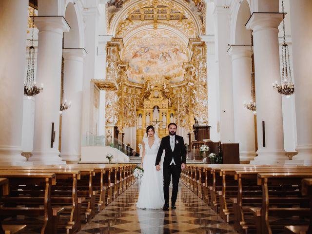 Il matrimonio di Domenico e Claudia a Agrigento, Agrigento 66