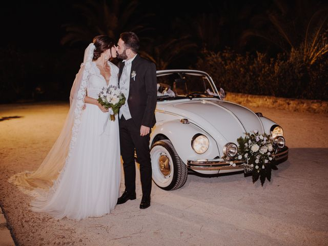 Il matrimonio di Domenico e Claudia a Agrigento, Agrigento 71