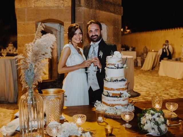 Il matrimonio di Domenico e Claudia a Agrigento, Agrigento 90