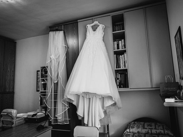 Il matrimonio di Davide e Ilaria a Malnate, Varese 1