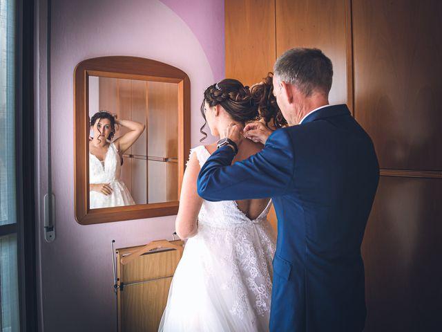Il matrimonio di Davide e Ilaria a Malnate, Varese 4