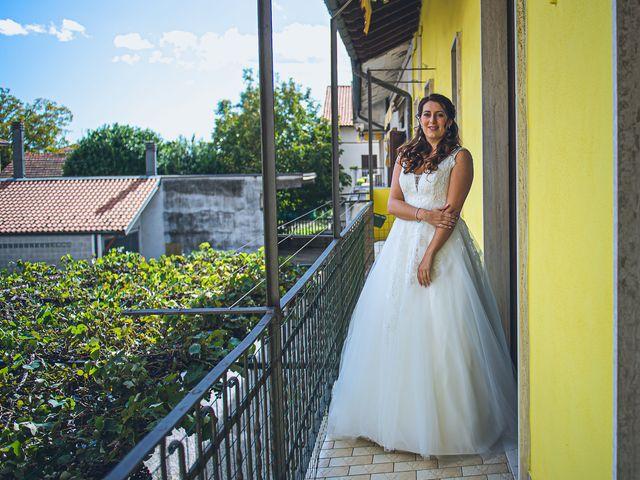 Il matrimonio di Davide e Ilaria a Malnate, Varese 5