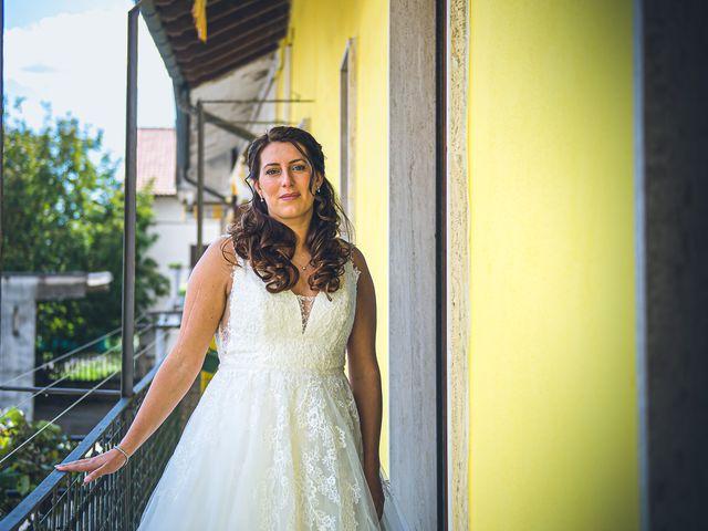 Il matrimonio di Davide e Ilaria a Malnate, Varese 6