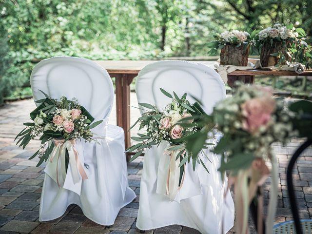 Il matrimonio di Davide e Ilaria a Malnate, Varese 16