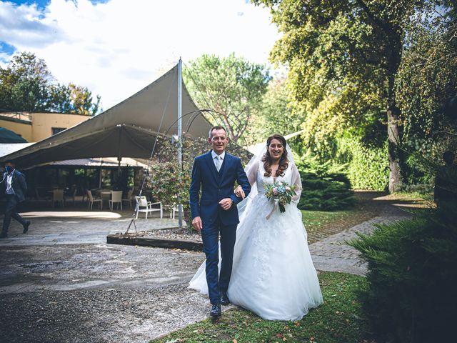 Il matrimonio di Davide e Ilaria a Malnate, Varese 18