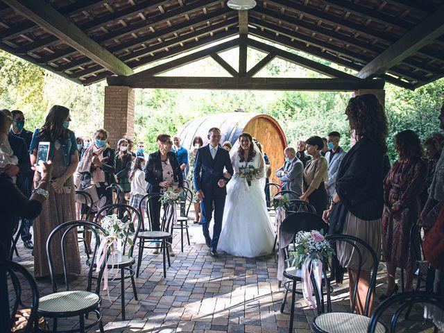 Il matrimonio di Davide e Ilaria a Malnate, Varese 19