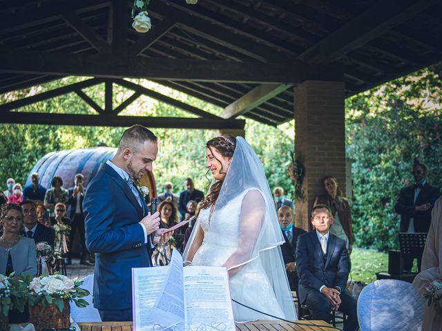 Il matrimonio di Davide e Ilaria a Malnate, Varese 21