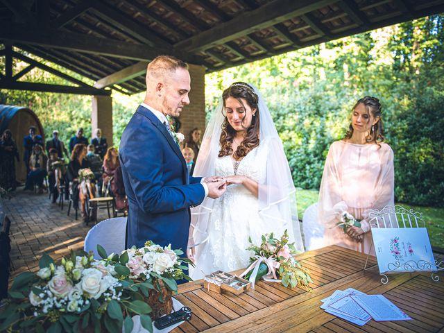 Il matrimonio di Davide e Ilaria a Malnate, Varese 23