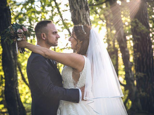 Il matrimonio di Davide e Ilaria a Malnate, Varese 29