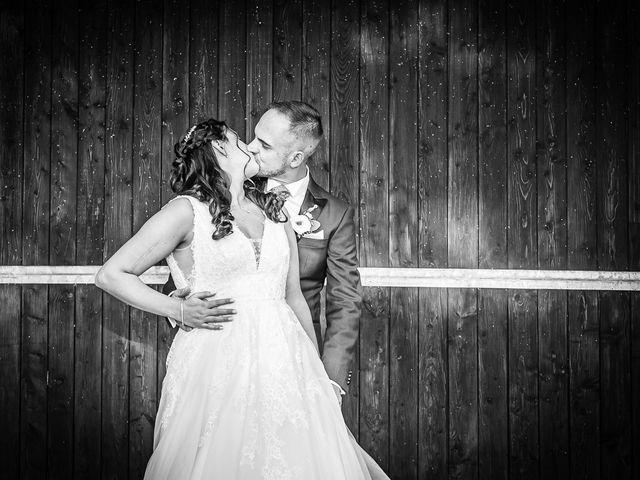 Il matrimonio di Davide e Ilaria a Malnate, Varese 34