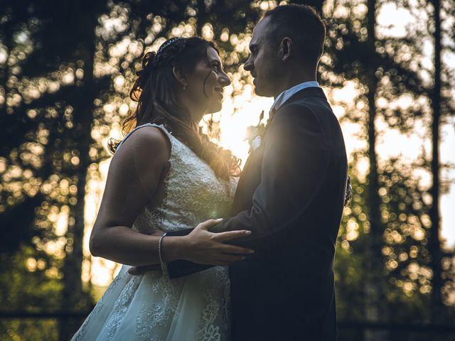 Il matrimonio di Davide e Ilaria a Malnate, Varese 35