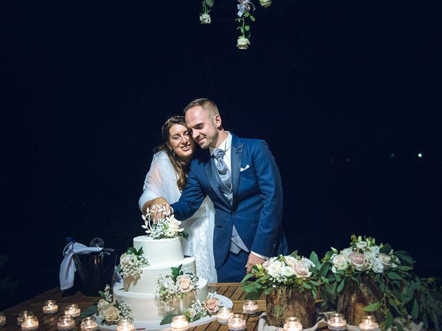 Il matrimonio di Davide e Ilaria a Malnate, Varese 39