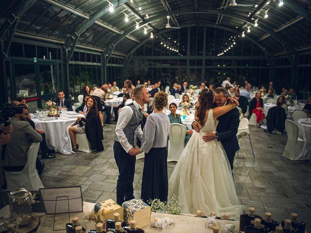 Il matrimonio di Davide e Ilaria a Malnate, Varese 41