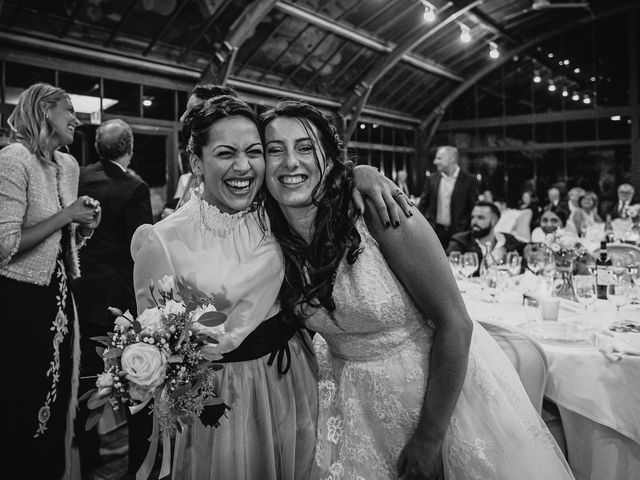 Il matrimonio di Davide e Ilaria a Malnate, Varese 44