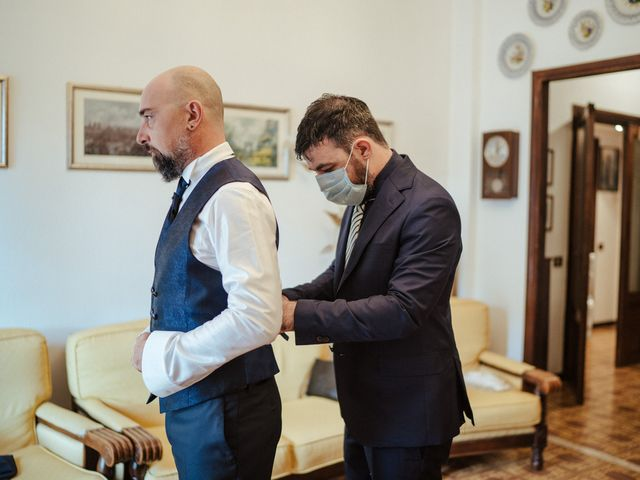 Il matrimonio di Simone e Manuela a Roma, Roma 13