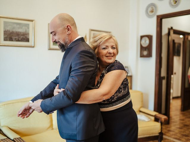 Il matrimonio di Simone e Manuela a Roma, Roma 16