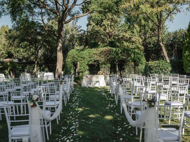 Il matrimonio di Simone e Manuela a Roma, Roma 39