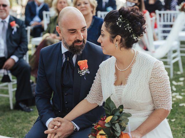 Il matrimonio di Simone e Manuela a Roma, Roma 47
