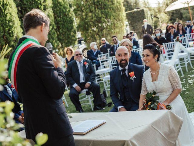 Il matrimonio di Simone e Manuela a Roma, Roma 50
