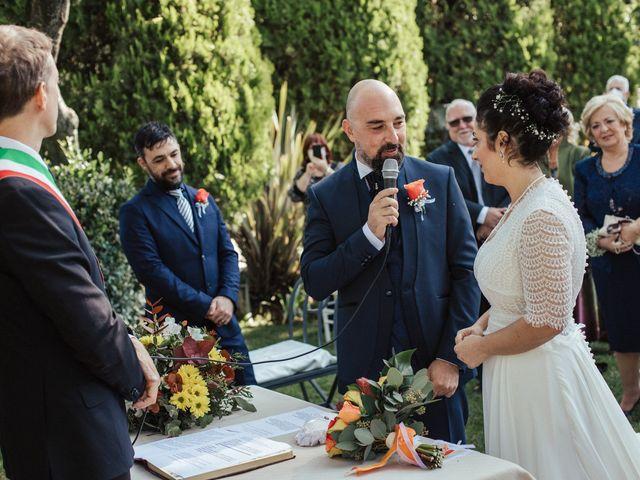 Il matrimonio di Simone e Manuela a Roma, Roma 52