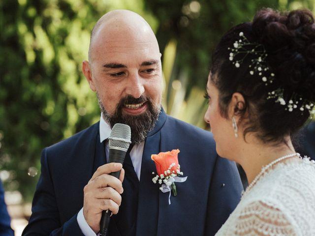 Il matrimonio di Simone e Manuela a Roma, Roma 53