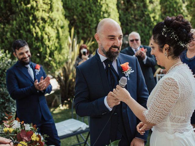 Il matrimonio di Simone e Manuela a Roma, Roma 54