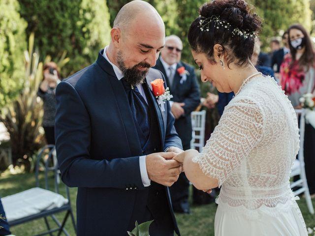 Il matrimonio di Simone e Manuela a Roma, Roma 59