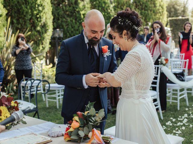 Il matrimonio di Simone e Manuela a Roma, Roma 60