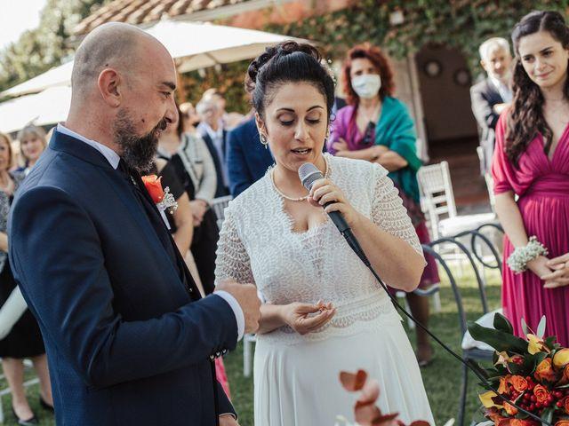Il matrimonio di Simone e Manuela a Roma, Roma 63