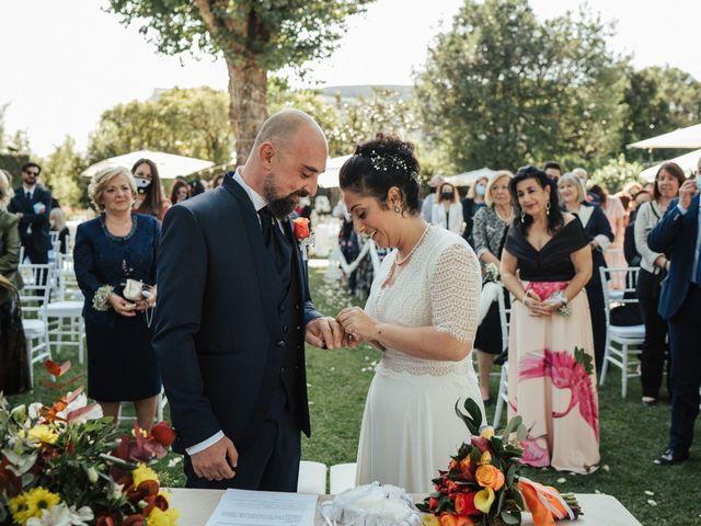 Il matrimonio di Simone e Manuela a Roma, Roma 64