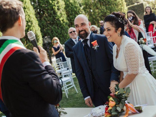 Il matrimonio di Simone e Manuela a Roma, Roma 65