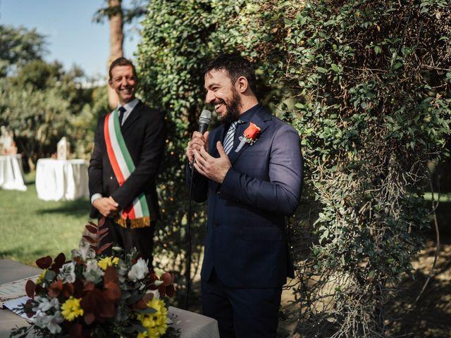 Il matrimonio di Simone e Manuela a Roma, Roma 71