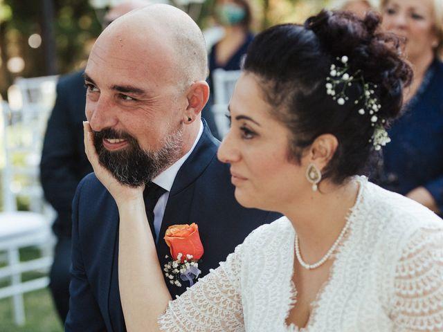 Il matrimonio di Simone e Manuela a Roma, Roma 72