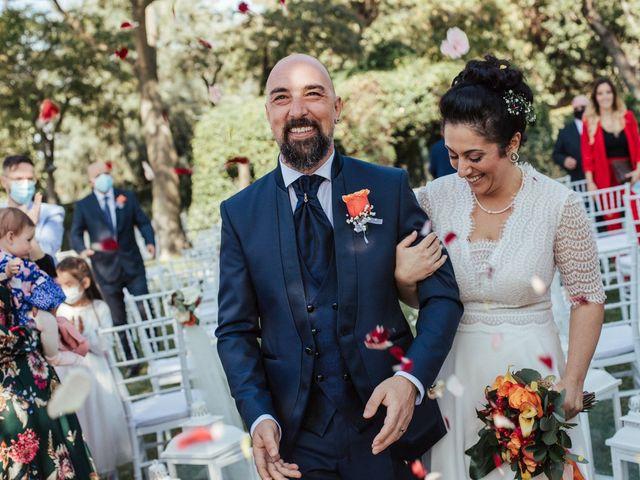 Il matrimonio di Simone e Manuela a Roma, Roma 75
