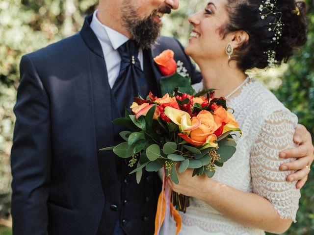 Il matrimonio di Simone e Manuela a Roma, Roma 86