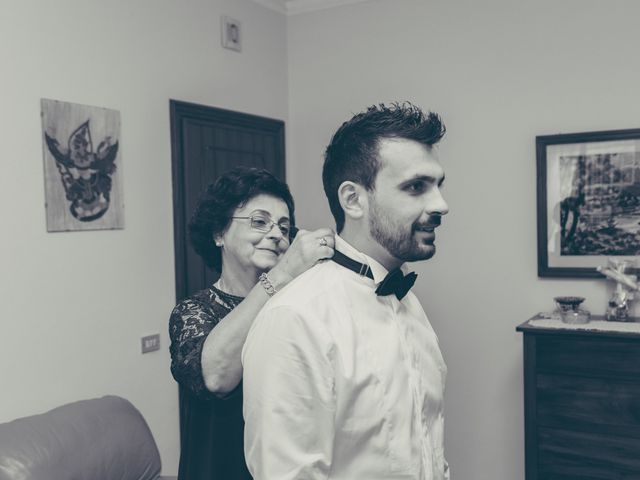 Il matrimonio di Lorenzo e Francesca a Concordia sulla Secchia, Modena 3