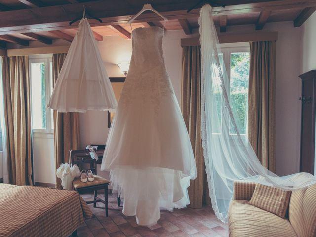 Il matrimonio di Lorenzo e Francesca a Concordia sulla Secchia, Modena 7