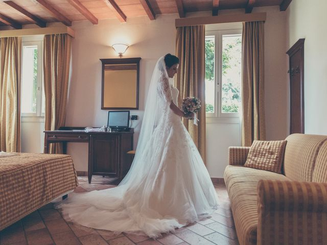 Il matrimonio di Lorenzo e Francesca a Concordia sulla Secchia, Modena 13