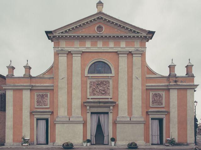 Il matrimonio di Lorenzo e Francesca a Concordia sulla Secchia, Modena 14