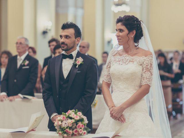 Il matrimonio di Lorenzo e Francesca a Concordia sulla Secchia, Modena 21