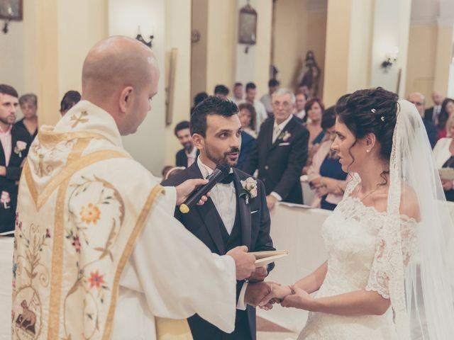 Il matrimonio di Lorenzo e Francesca a Concordia sulla Secchia, Modena 22