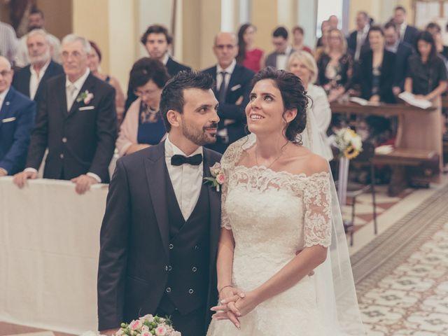 Il matrimonio di Lorenzo e Francesca a Concordia sulla Secchia, Modena 24