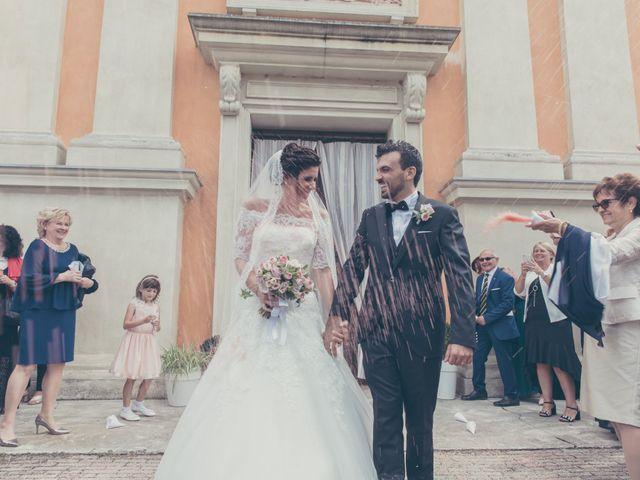 Il matrimonio di Lorenzo e Francesca a Concordia sulla Secchia, Modena 26